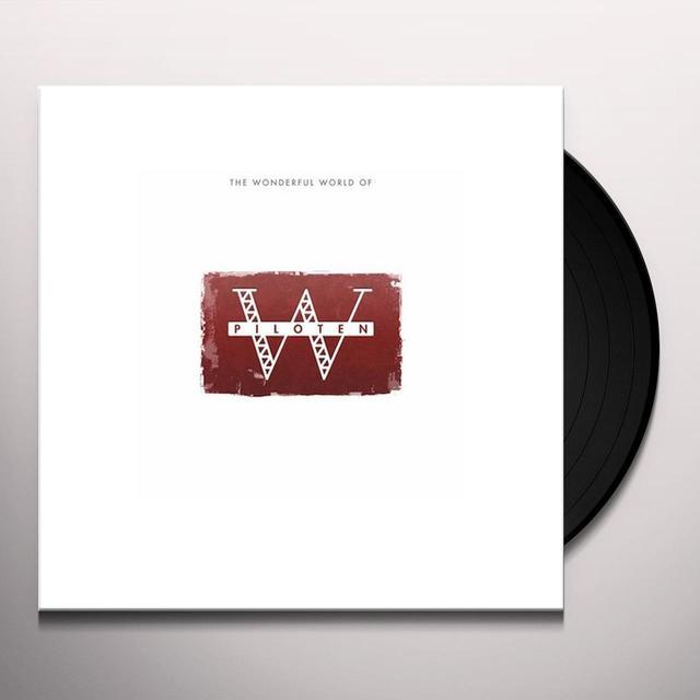 DIE WERKPILOTEN WONDERFUL WORLD OF WERKPILOTEN Vinyl Record - Limited Edition