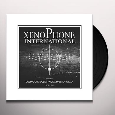 XENOPHONE INTERNATIONAL PRESENTS COSMIC OVER / VAR Vinyl Record