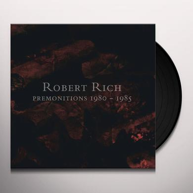 Robert Rich PREMONITIONS 1980-1985 Vinyl Record