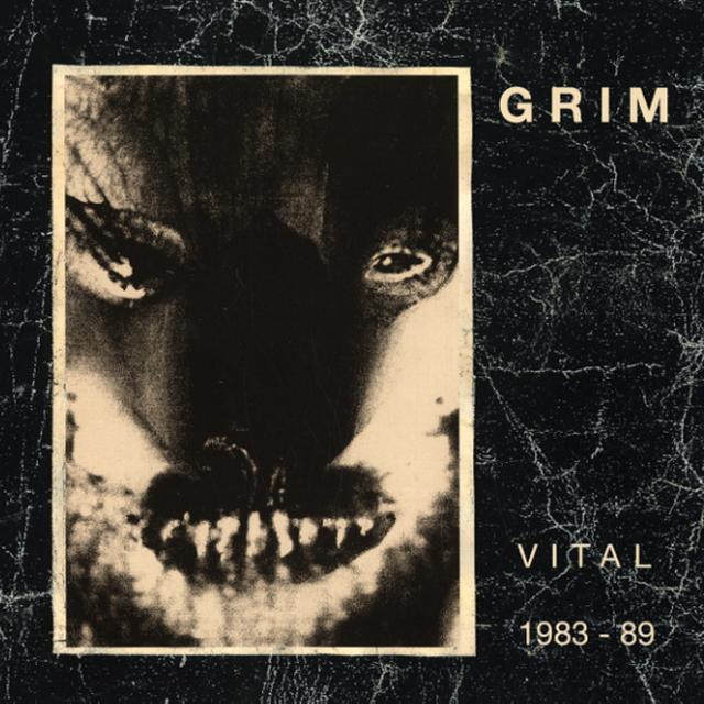 Grim WORKS 1983-89 Vinyl Record