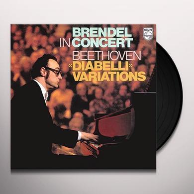Alfred Brendel;Ludwig van Beethoven DIABELLI VARIATION OP 120 Vinyl Record