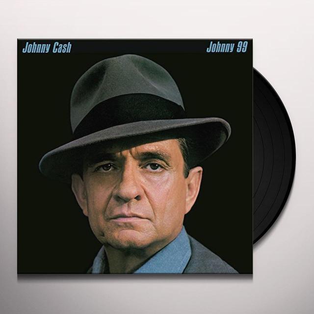 Johnny Cash JOHNNY99 Vinyl Record - Gatefold Sleeve, Limited Edition, 180 Gram Pressing