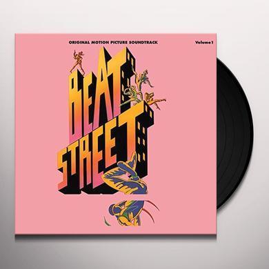 BEAT STREET (LTD) (OGV) BEAT STREET -ORIGINAL MOTION PICTURE SOUNDTRACK Vinyl Record
