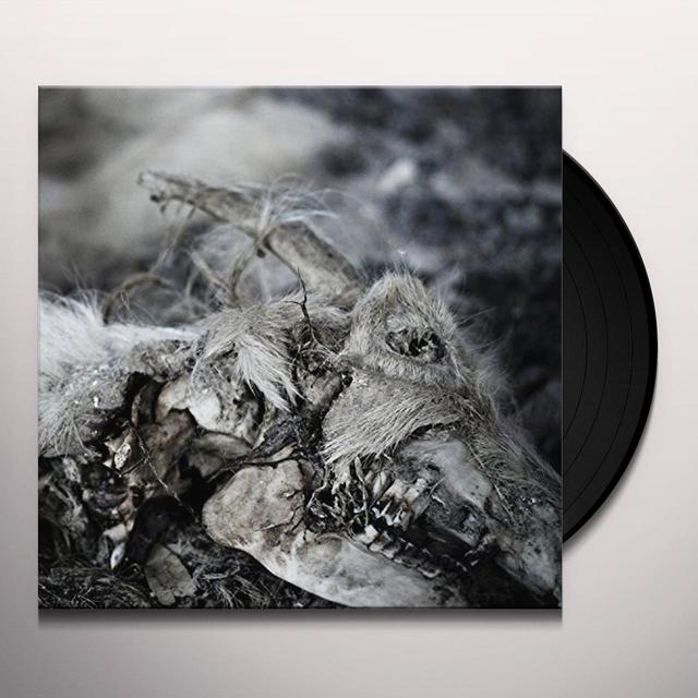 APHONIC THRENODY WHEN DEATH COMES Vinyl Record