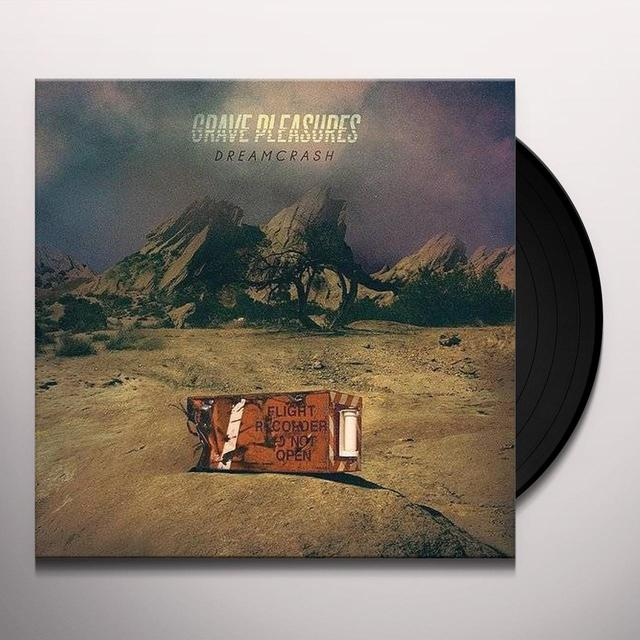 Grave Pleasures DREAMCRASH Vinyl Record