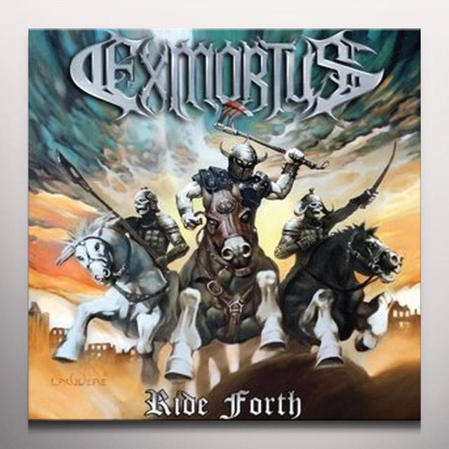 Exmortus RIDE FORTH Vinyl Record - Colored Vinyl