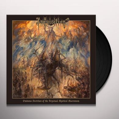 Inquisition OMINOUS DOCTRINES OF PERPETUAL MYSTICAL MACROCOSM Vinyl Record