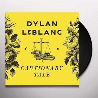 Dylan Leblanc CAUTIONARY TALE Vinyl Record
