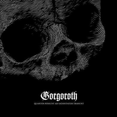 Gorgoroth QUANTOS POSSUNT AD SATANITATEM TRAHUNT CD