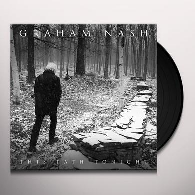 Graham Nash THIS PATH TONIGHT Vinyl Record - 180 Gram Pressing, Digital Download Included