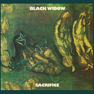 Black Widow SACRIFICE Vinyl Record