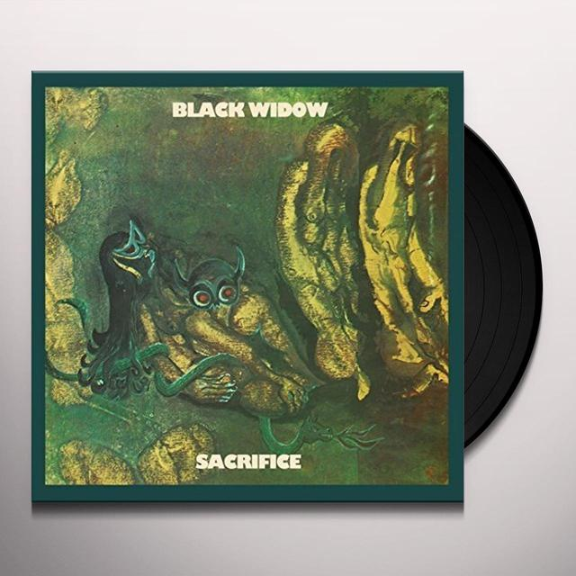 Black Widow SACRIFICE (GER) Vinyl Record
