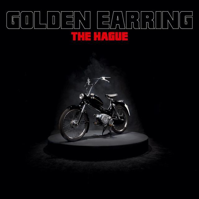 Golden Earring HAGUE Vinyl Record