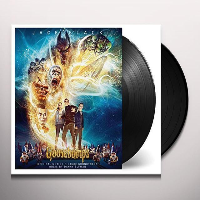 GOOSEBUMPS / O.S.T. (HOL) GOOSEBUMPS / O.S.T. Vinyl Record