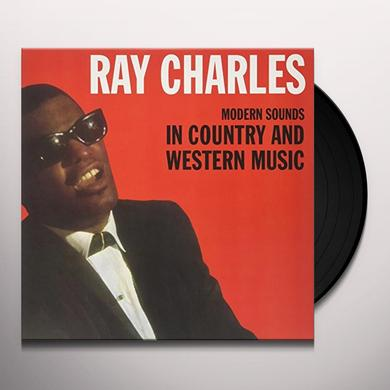 Ray Charles MODERN SOUNDS IN COUNTRY MUSIC Vinyl Record - UK Import