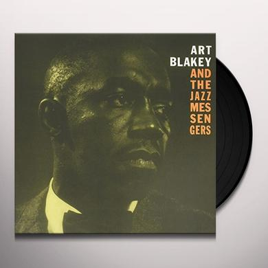 Art Blakey & The Jazz Messengers MOANIN Vinyl Record - UK Import
