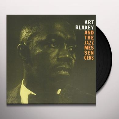 Art Blakey & The Jazz Messengers MOANIN Vinyl Record - UK Import