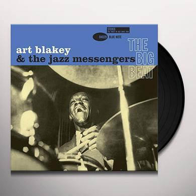 Art Blakey & The Jazz Messengers BIG BEAT Vinyl Record - 180 Gram Pressing, Spain Import
