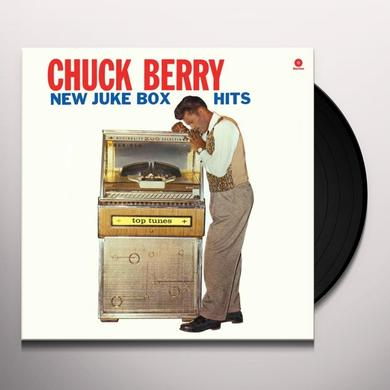 Chuck Berry NEW JUKE BOX HITS Vinyl Record