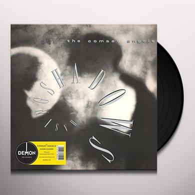 Comsat Angels CHASING SHADOWS Vinyl Record