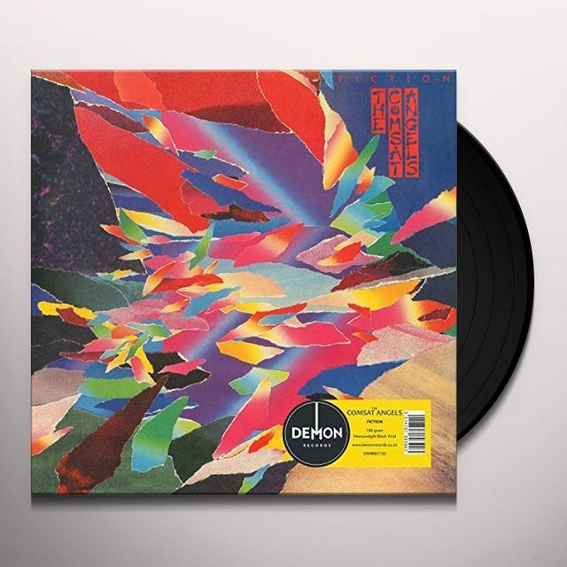 Comsat Angels FICTION Vinyl Record