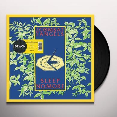 Comsat Angels SLEEP NO MORE Vinyl Record - UK Import