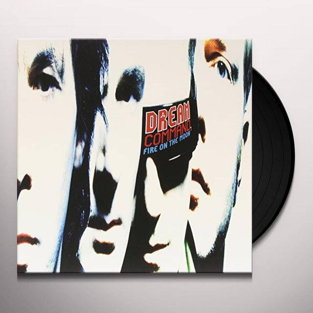 DREAM COMMAND (COMSAT ANGELS) FIRE ON THE MOON Vinyl Record - UK Import