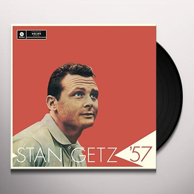 Stan Getz 57 Vinyl Record - UK Release