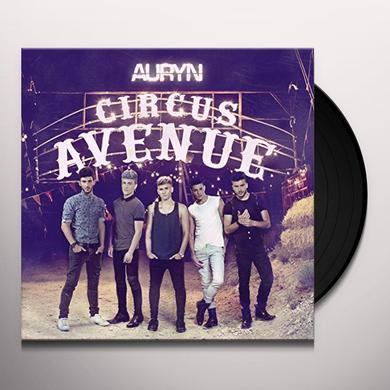 Auryn CIRCUS: REEDICION Vinyl Record - Spain Import