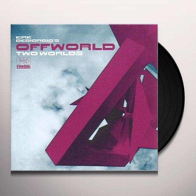 Kirk'S Offworld Digiorgio TWO WORLDS Vinyl Record - UK Import