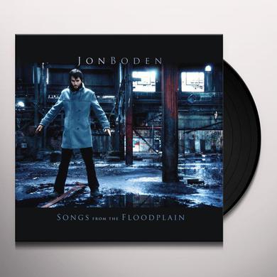 Jon Boden SONGS FROM THE FLOODPLAIN Vinyl Record