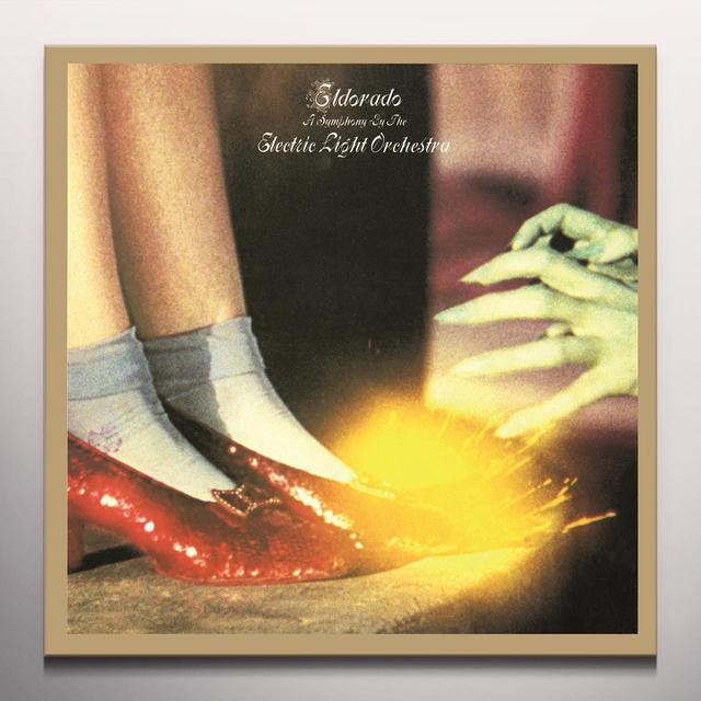 Elo ( Electric Light Orchestra ) ELDORADO Vinyl Record - Clear Vinyl