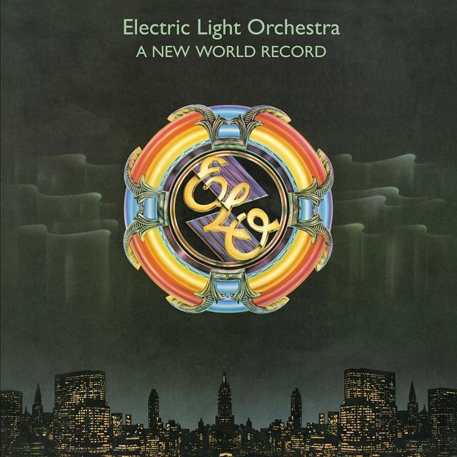 Elo ( Electric Light Orchestra ) NEW WORLD RECORD Vinyl Record