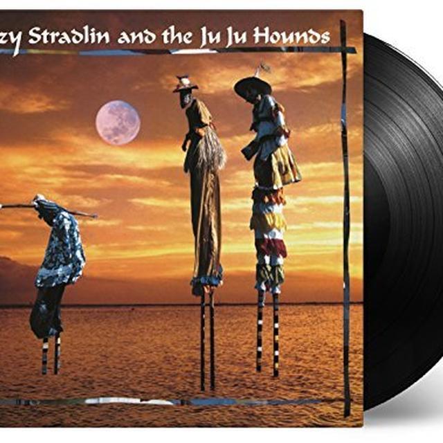 Izzy Stradlin JU JU HOUNDS Vinyl Record