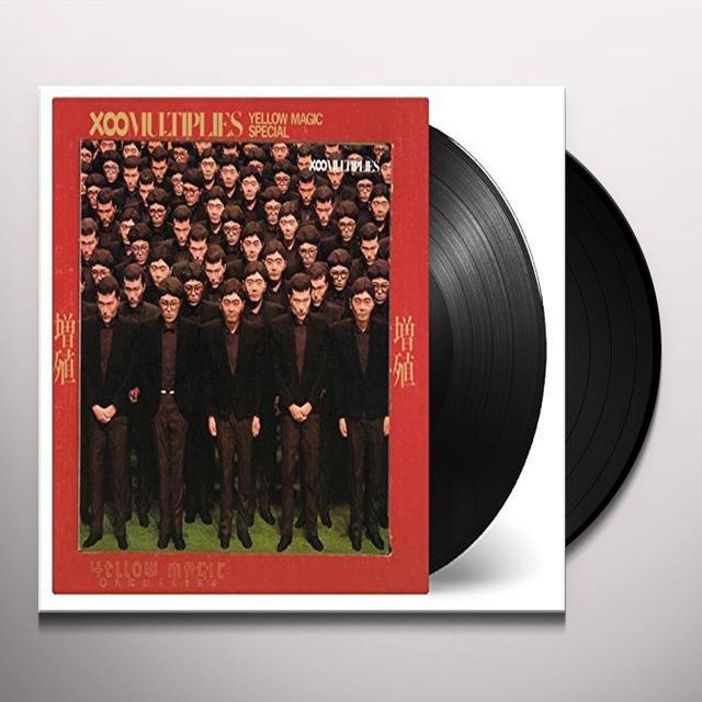 Yellow Magic Orchestra X-MULTIPLIES Vinyl Record - Holland Import