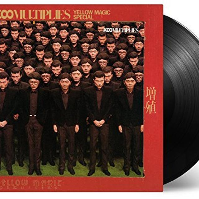 Yellow Magic Orchestra X-MULTIPLIES Vinyl Record