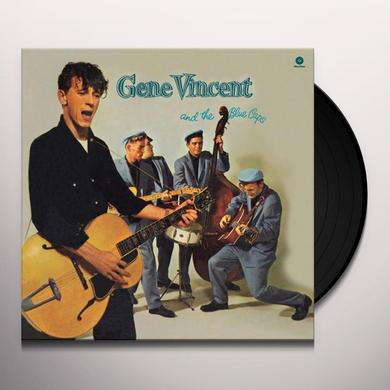 Gene Vincent & THE BLUE CAPS Vinyl Record - UK Import