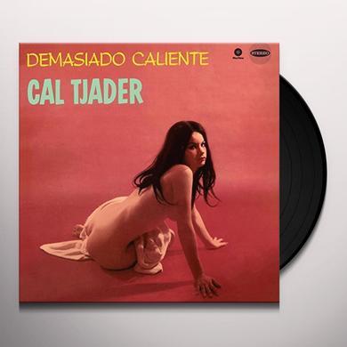 Cal Tjader DEMASIADO CALIENTE Vinyl Record