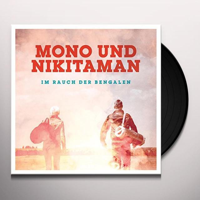 MONO & NIKITAMAN IM RAUCH DER BENGALEN  (GER) Vinyl Record - w/CD