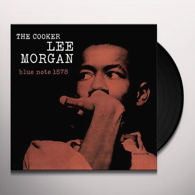 Lee Morgan COOKER Vinyl Record - 180 Gram Pressing, Spain Import