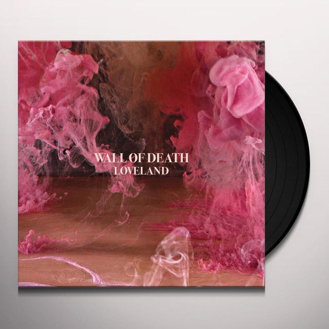 Wall Of Death LOVELAND Vinyl Record - UK Import