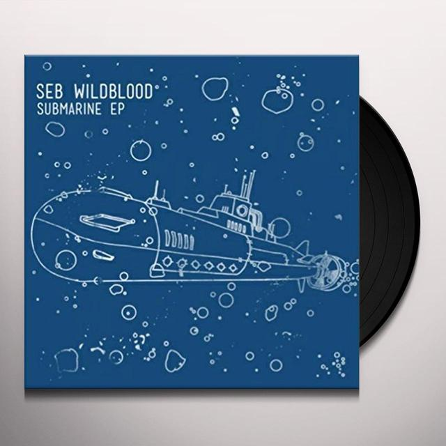 Seb Wildblood SUBMARINE Vinyl Record - UK Release