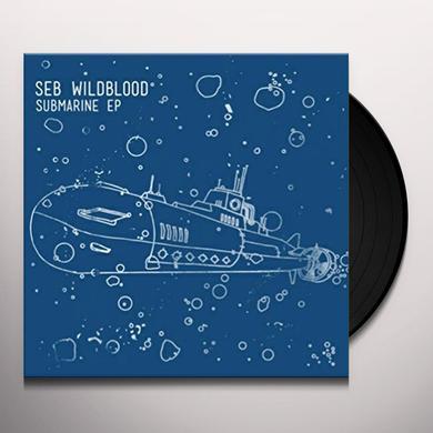 Seb Wildblood SUBMARINE Vinyl Record - UK Import