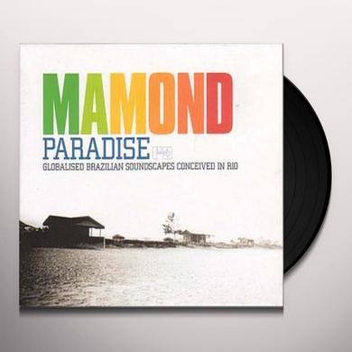 Mamond PARADISE Vinyl Record - UK Import