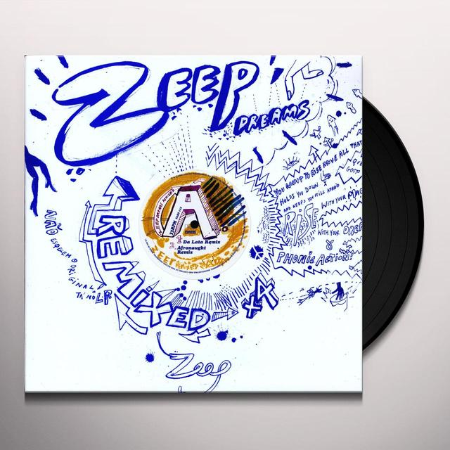 ZEEP DREAMS-REMIXES Vinyl Record