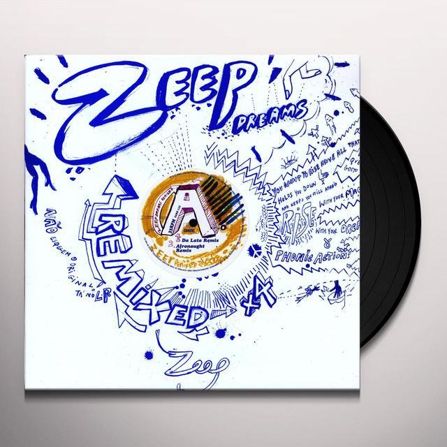ZEEP DREAMS-REMIXES Vinyl Record - UK Import