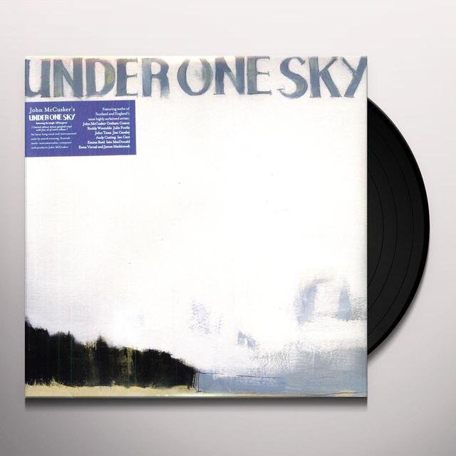 John McCusker UNDER ONE SKY Vinyl Record - UK Import