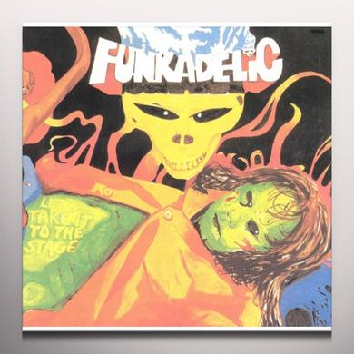 Funkadelic LET'S TAKE IT TO THE STAGE Vinyl Record - Gold Vinyl, Limited Edition
