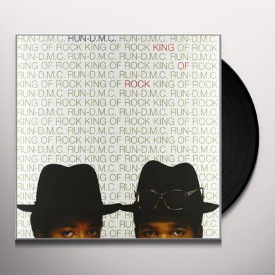 Run-Dmc KING OF ROCK Vinyl Record