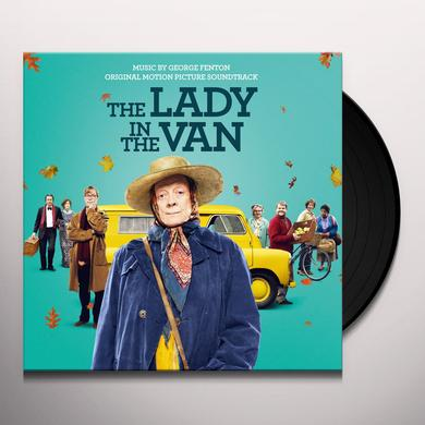 George Fenton LADY IN THE VAN / O.S.T. Vinyl Record - Gatefold Sleeve, 180 Gram Pressing